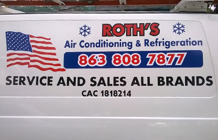 Roth's Air Conditioning